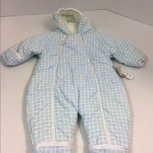 Baby Boy New With Tags Snowsuit 12 mths